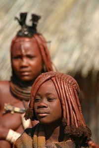Himba meisjes