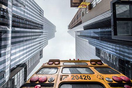 New York  Wolkenkratzer
