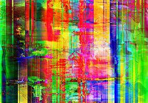 Abstract Liquid eightteen
