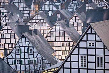 Fachwerkhäuser Architektur in Deutschland von iPics Photography