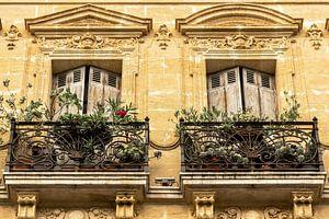 Balkon in Renaissance style van Peters Foto Nieuws l Beelderiseren