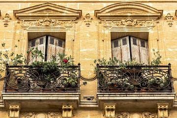 Balkon in Renaissance style