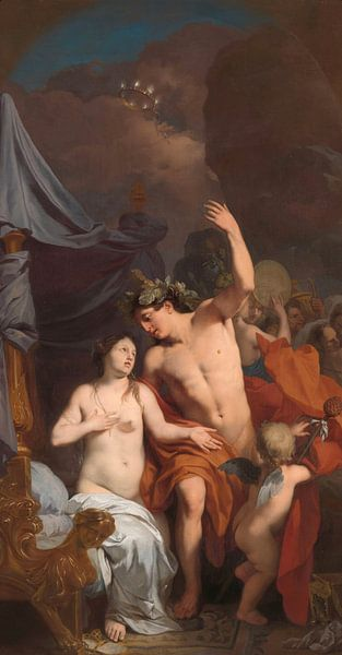 Bacchus and Ariadne, Gerard de Lairesse von Meesterlijcke Meesters