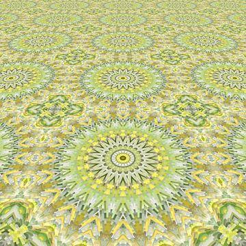 Mandala Perspective 6 sur Marion Tenbergen