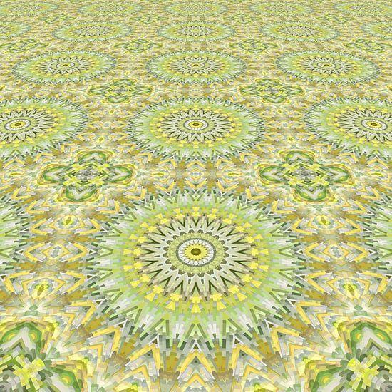 Mandala Perspektive 6 von Marion Tenbergen