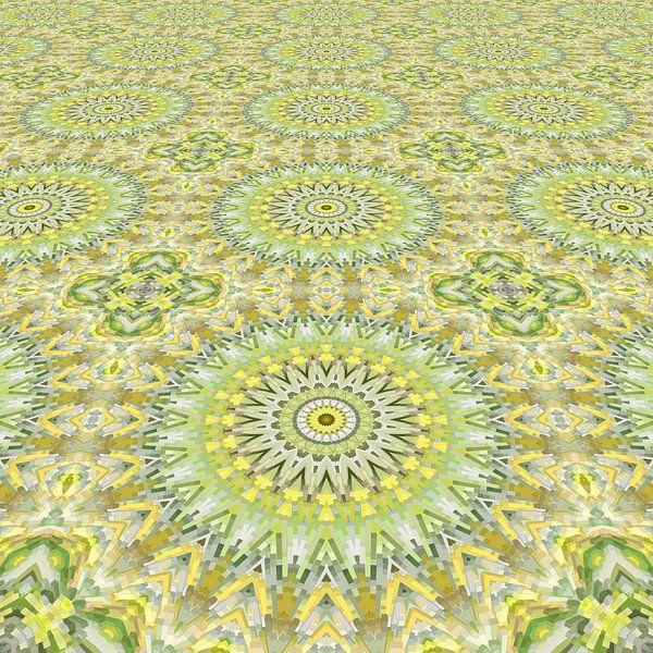 Mandala Perspectief 6 van Marion Tenbergen