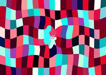 Cuby Club Pinks von Caroline Lichthart