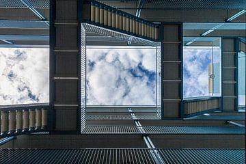 Treppe von Marcel Ohlenforst