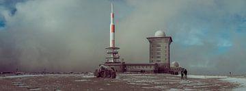 Panorama Brocken 1142m  van manuelmendoza.de