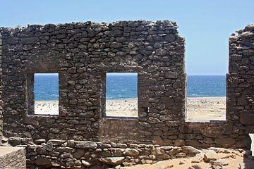 ruins on bushi rabana von