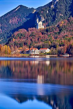 Alpsee Hohenschwangau