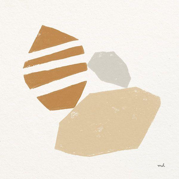 Desert Stones I, Moira Hershey van Wild Apple