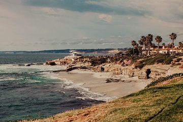 La Jolla Beach Kalifornien von Amber den Oudsten