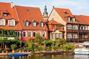 Klein Venetië in Bamberg van Werner Dieterich