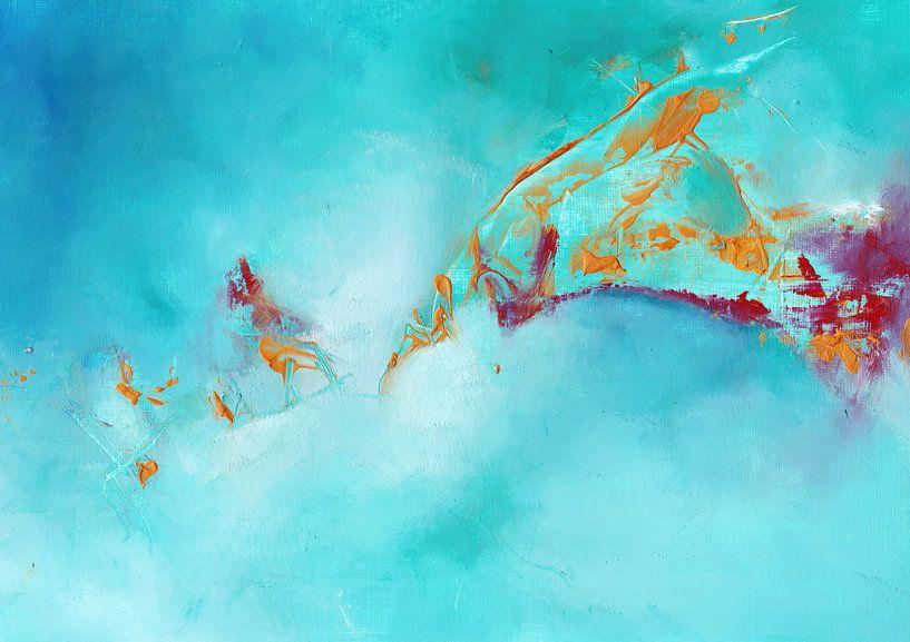 Blue Wave von Maria Kitano