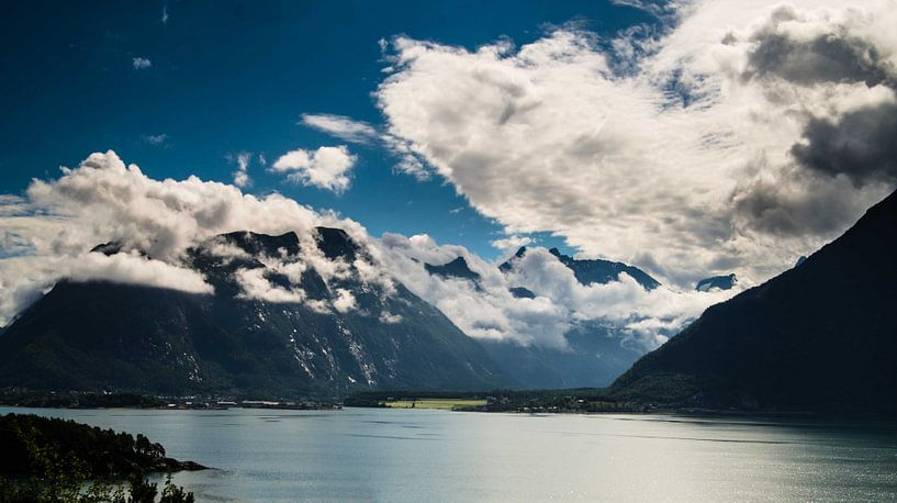 Romsdalsfjord - Noorwegen van Ricardo Bouman   Fotografie
