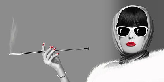 Lady elegance von Monika Jüngling