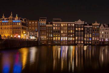 Wenn die Lichter in Amsterdam sind von Peter Bartelings Photography