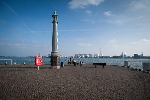 Oosthavenkade, Vlaardingen van