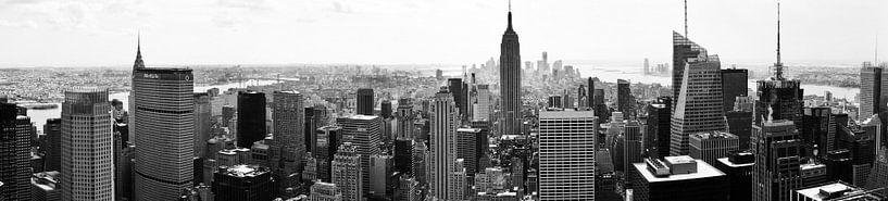 Manhattan panorama sur Joran Maaswinkel