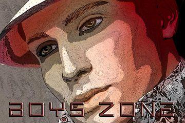 boys zone von Yke de Vos