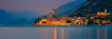 Malcesine, Lake Garda, Italy van Henk Meijer Photography