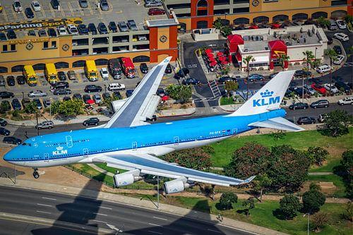 Afscheid van de Queen van de skies. KLM 747-400.