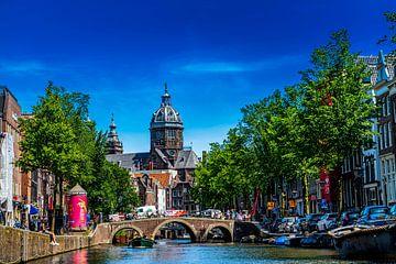 Basiliek van de Heilige Nicolaas Amsterdam van Vincent Wienhoven