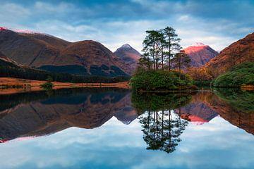 See in den Highlands von Daniela Beyer