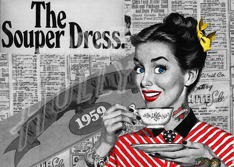 1959 Pop-Art von Matthijs Prop