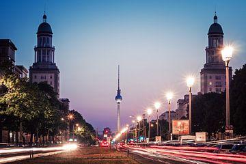 Berlin – Friedrichshain van Alexander Voss