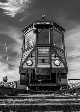 Nostalgische RTM tram  van Michel Knikker