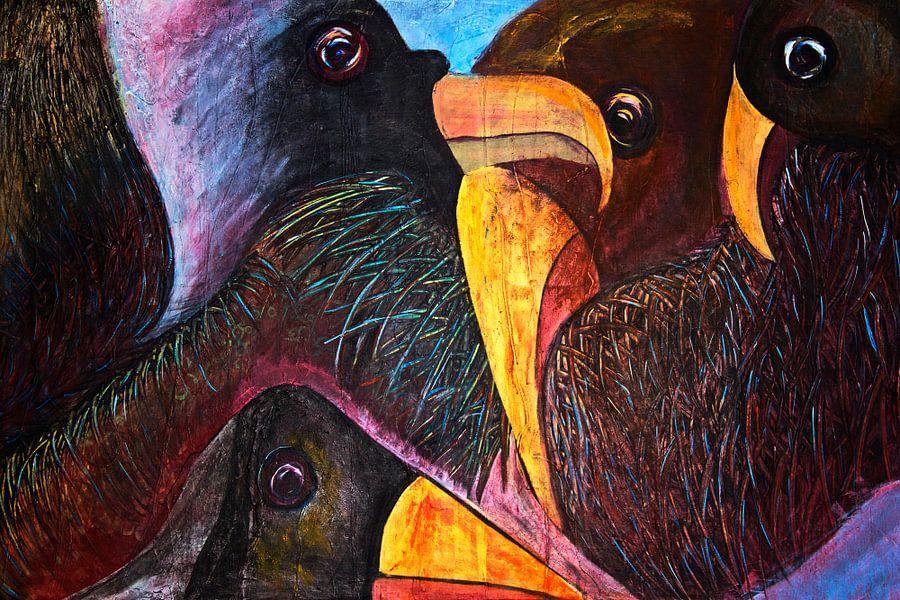 Birds van Mary Pedersen