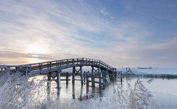 Bevroren brug von Saskia Jans