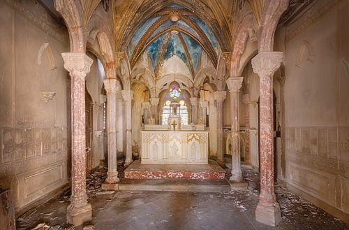 Kleine Kapel van Roman Robroek