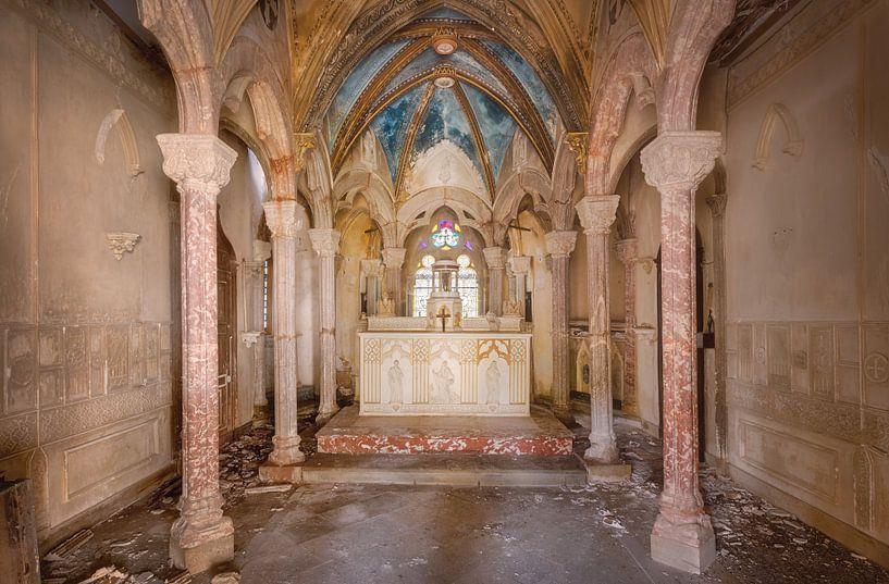 Kleine Kapelle, Frankreich von Roman Robroek