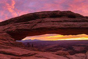 Mesa Arch, Canyonlands National Park, Utah, VS van Markus Lange
