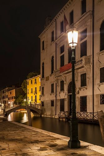 VENEDIG Rio di San Vio & Palazzo Cini