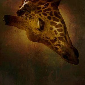 Giraffe van Jantien van Dam