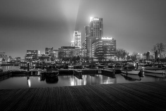 Mistig Amsterdam