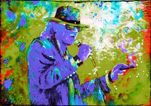 Udo Lindenberg LIVE ON STAGE POP ART PUR 1