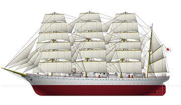 Kaiwo Maru II van