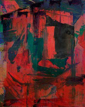 Ohne Titel 01 - Abstrakt