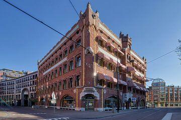 Berlage-Gebäude Den Haag von Robert Jan Smit