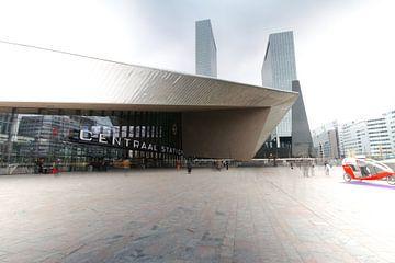 Rotterdam Centraal sur Thijs Schouten