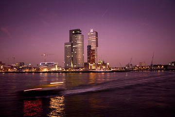Rotterdam bei Nachte 2008 von Claire Droppert