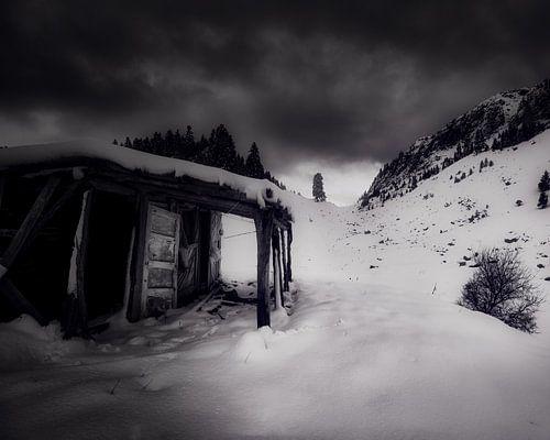 rêve d'hiver sur Konstantinos Lagos
