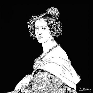 Amalie von Schintling von Zoë Hoetmer