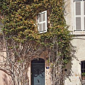 Deur in Saint-Tropez van Kramers Photo