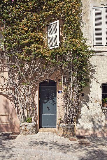 Deur in Saint-Tropez